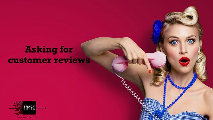 How to Get Clients Leave Reviews.